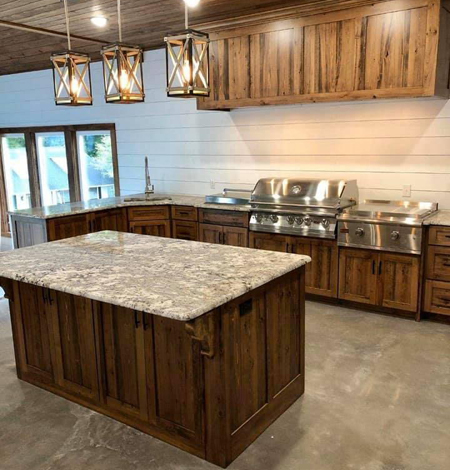 High-End Cabinetry