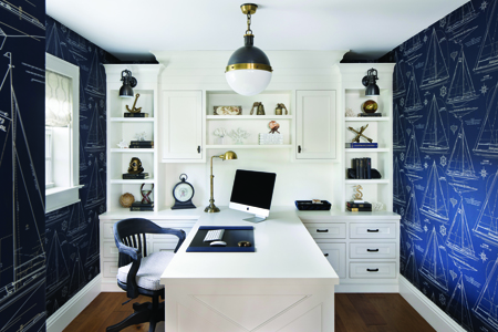 THE FULLY FITTED OFFICE